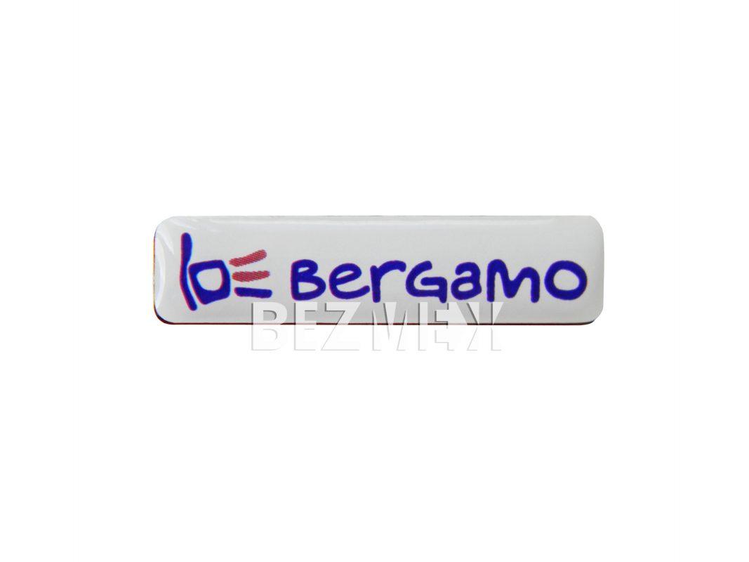 Значок Bergamo