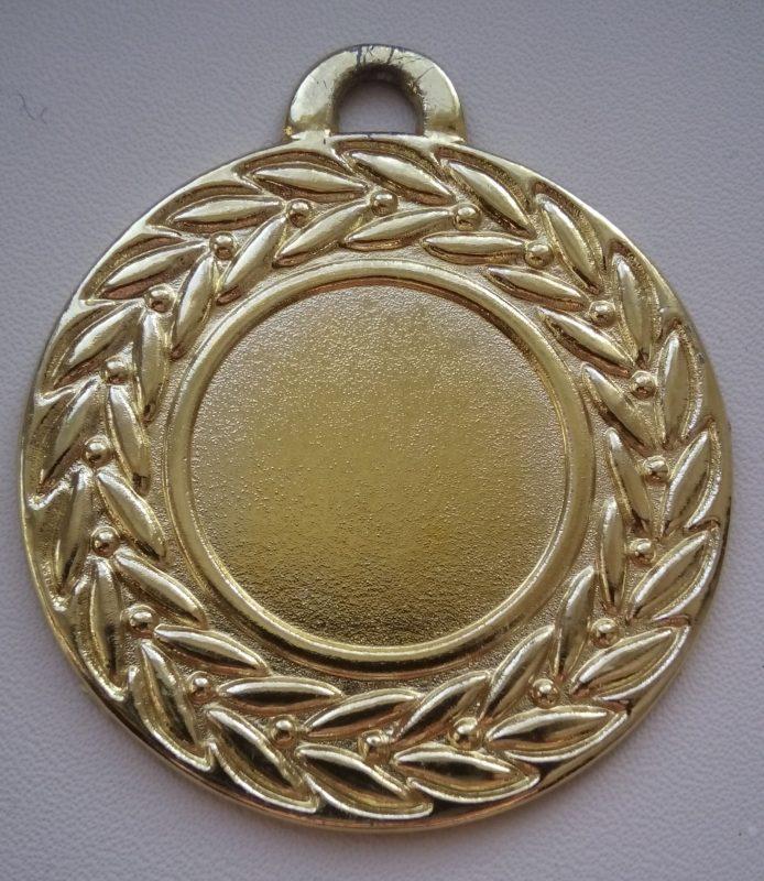Медаль Д1 50 мм. Серебро 10 грн.