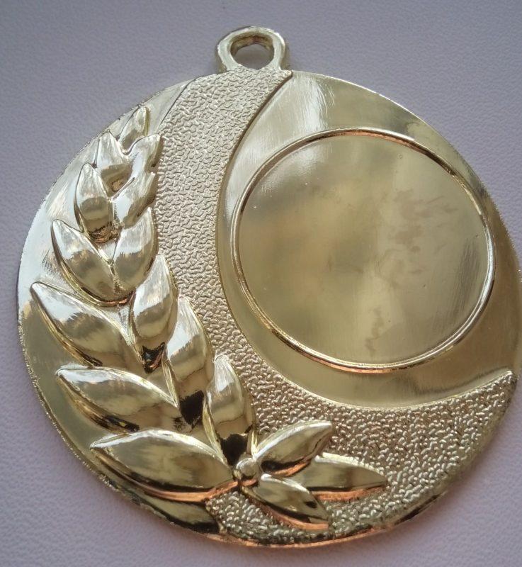 Медаль Д3 50 мм серебро 10 грн.