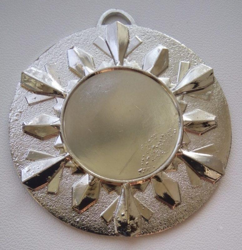 Медаль Д4 50 мм Серебро 10 грн.