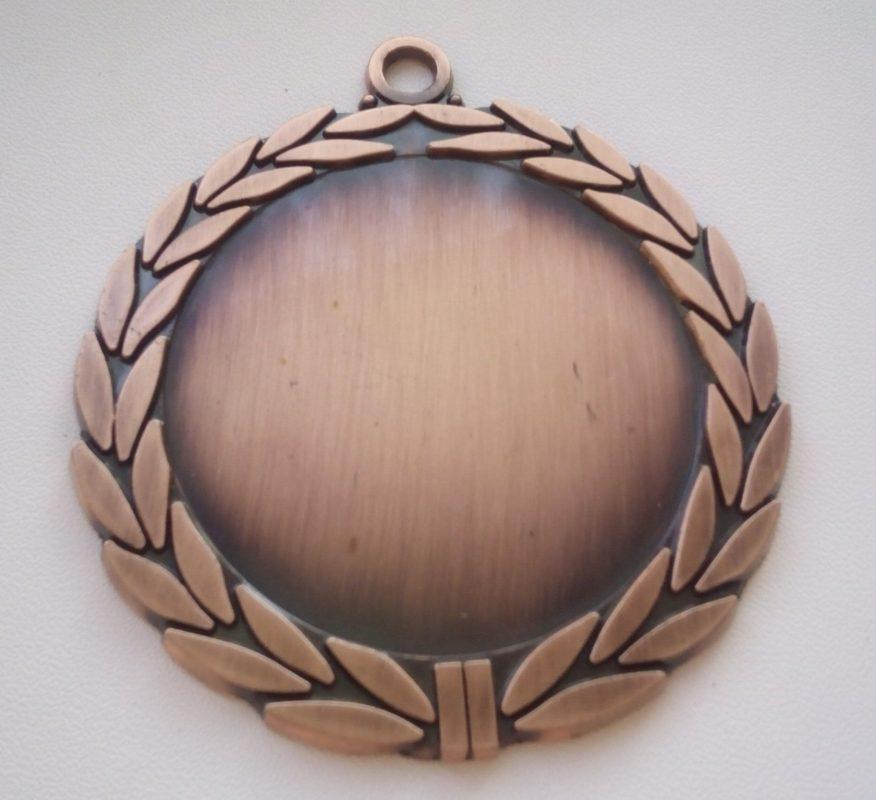 Медаль Д8А 70мм бронза цена 50 грн.