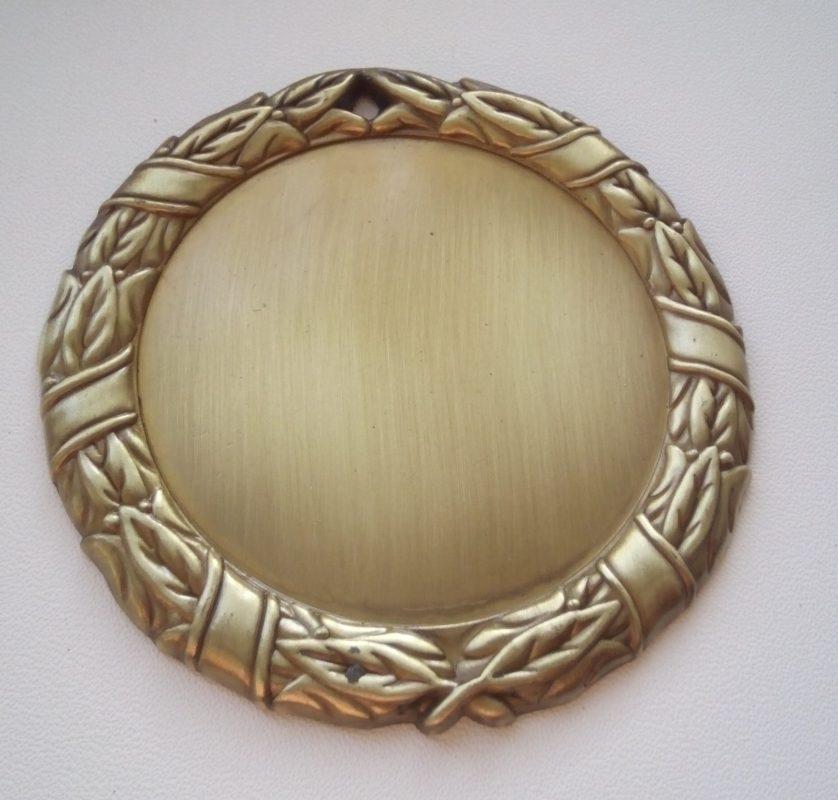 Медаль Д8Д 70 мм золото цена 50 грн.