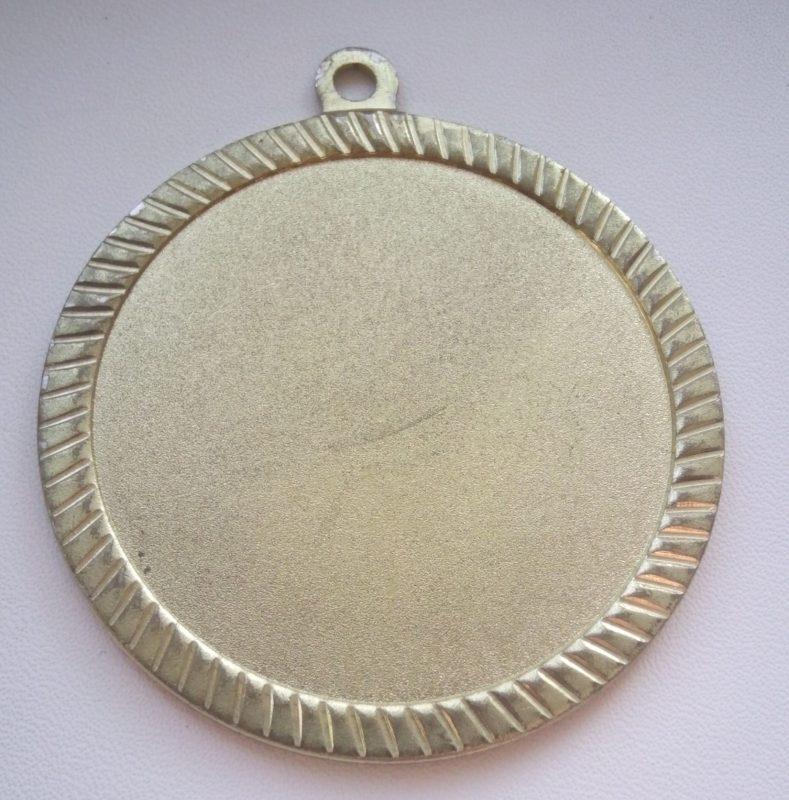Медаль 60 мм Античное золото 12 грн.
