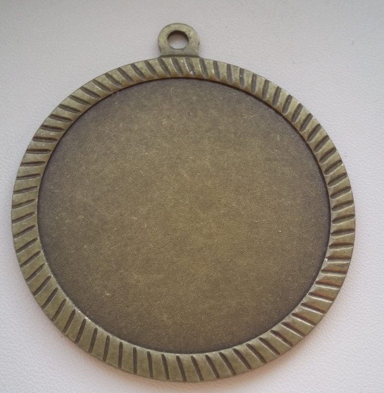 Медаль 60 мм Бронза 12 грн.