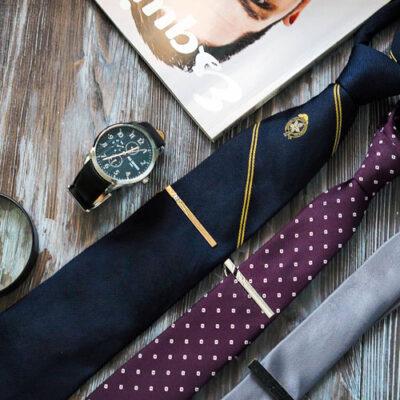 Заказать зажим для галстука